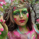 My Body Paint Photo Shoot with Camrose Artes Infinitae