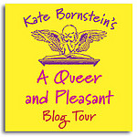 SUMMER BEACH READS: Kate Bornstein's A Queer and Pleasant Danger
