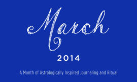 March Astrology Self Care Road Map with Empowering Astrology