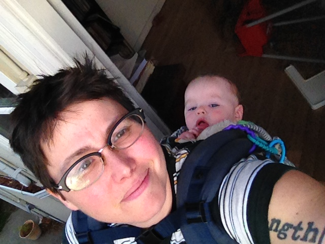 Self Care Recalibration With A Chronic Illness And A Baby