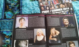 Bevin Branlandingham Included in Go Magazine's 100 Women We Love