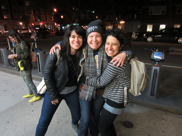 That Time Dara And I Met Abbi And Ilana From Broad City And The New Yorker Wrote About It