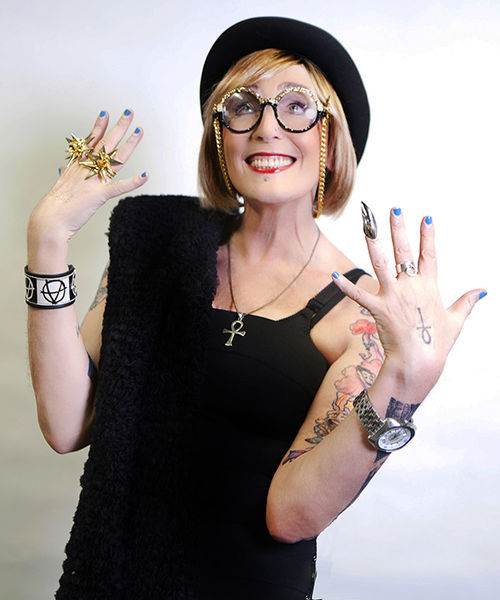 Half The Self Hate: Kate Bornstein Wriggling Towards Fun