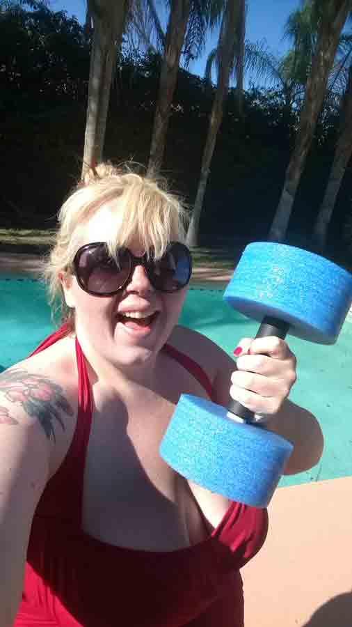 waterdumbell